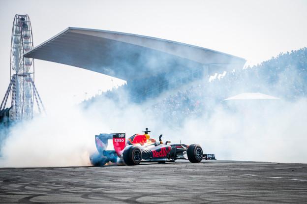 Foto's | De mooiste foto's van de zondag -  Jumbo Racedagen 2019 met Verstappen