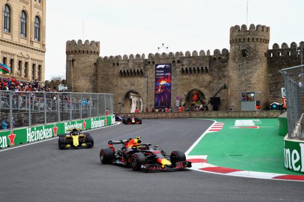 Promotors GP Azerbeidzjan: 'Erg onzeker of we hier nog wel kunnen racen'