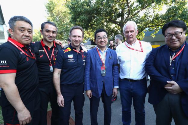 Honda 'durft vingers niet te branden aan mogelijke wereldtitel Verstappen'