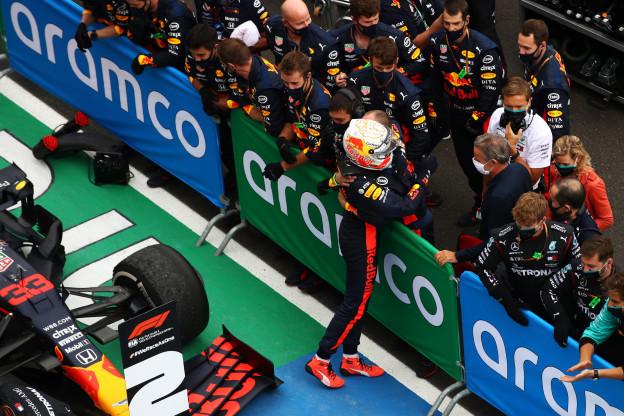 Priestley over Red Bull-monteurs: 'Dat is het moment waar je voor leeft'