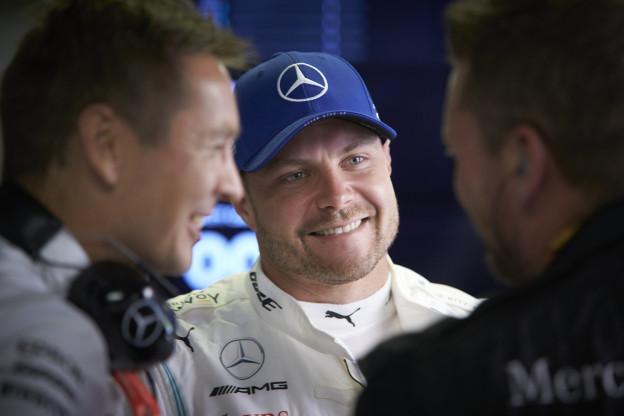 Bottas zette tijd neer ondanks rode vlag, FIA opent onderzoek