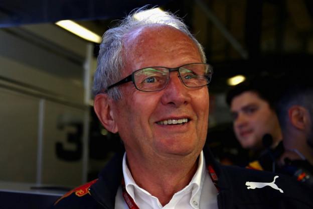 Hughes: 'Je krijgt idee dat Marko denkt dat Gasly Verstappen niet kan uitdagen'