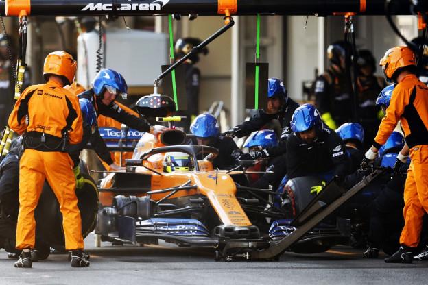 McLaren teambaas: 'Te veel punten verloren door problemen bij de pitstops'