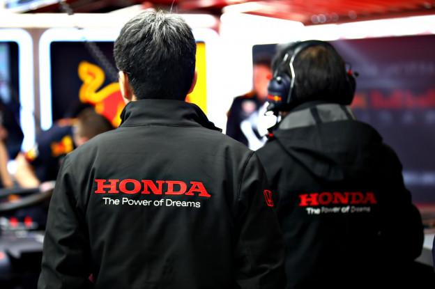 Priestley ziet Honda veel sterker worden: 'Goed teken voor de Red Bull-fans'