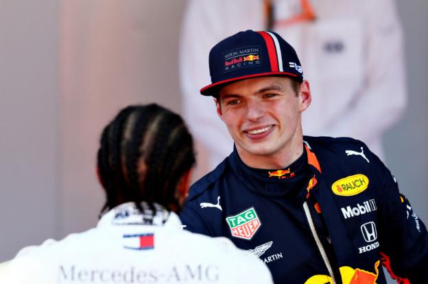 Hamilton voelt hete adem Verstappen: 'Max is geen broekie meer'