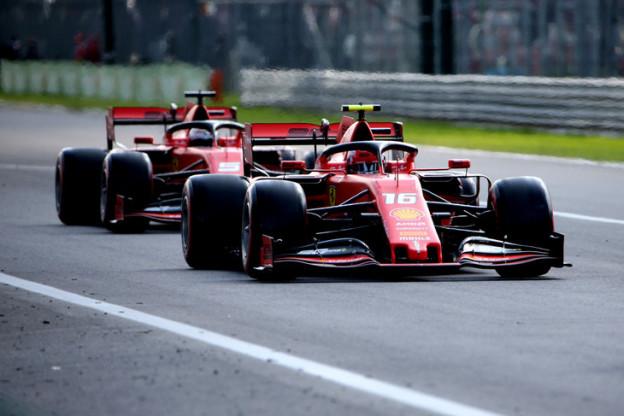 Ferrari richt zich op downforce: 'Willen meevechten op andere banen'