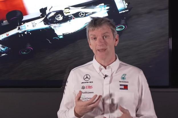 Mercedes maakt zich niet druk om geruchten: 'Verhaal over ophanging erg grappig'