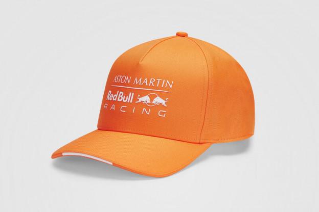 Advertorial - Maak deel uit van het Oranjelegioen met deze kleurrijke Red Bull-cap