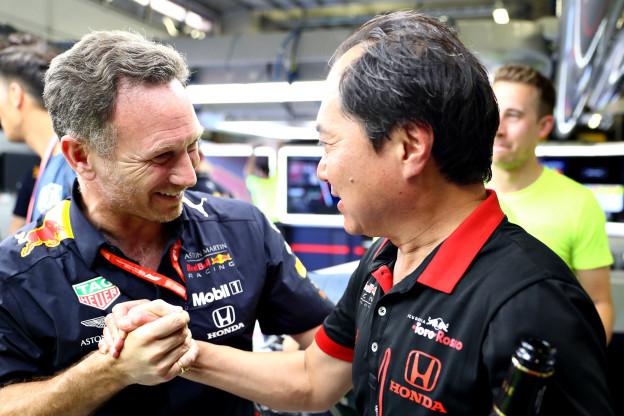 Horner content met nieuwe ontwikkeling: 'Sneller dan Ferrari op powertrack'