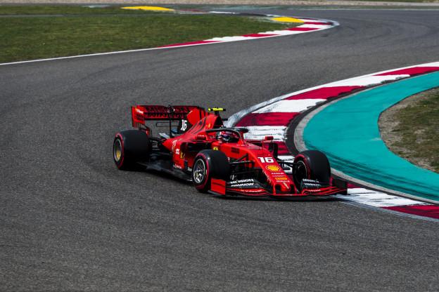 Binotto: 'Volgende keer kan het voordeel voor Leclerc zijn'