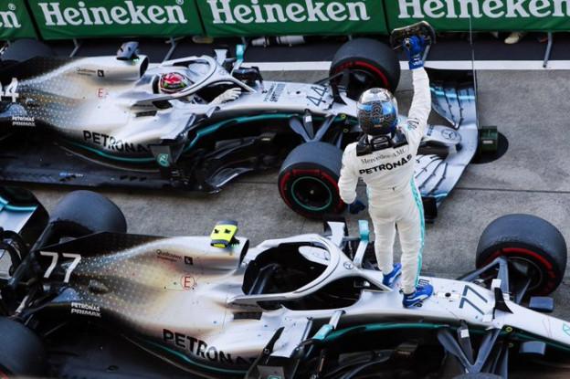 Hoe Mercedes kampioen werd: 'We wilden voorkomen dat we er aan zouden wennen'