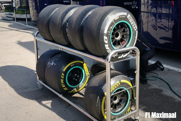 Pirelli sluit test met nieuwe 18-inch banden af