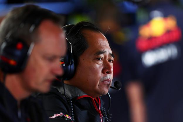 Honda: 'Wij besloten niet te racen, zonder overleg met Red Bull'