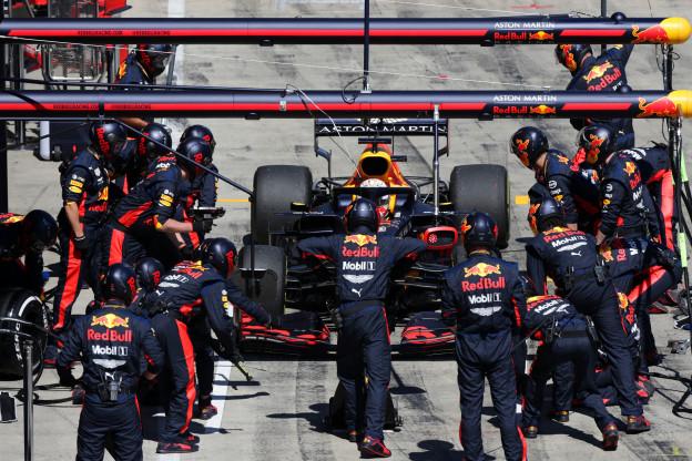 Red Bull maakt weer bizar snelle pitstop in Oostenrijk, Norris pakt snelste tijd