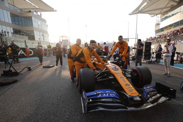 Priestley: 'Als dit niet dichtgetimmerd wordt krijgt McLaren een voordeel'