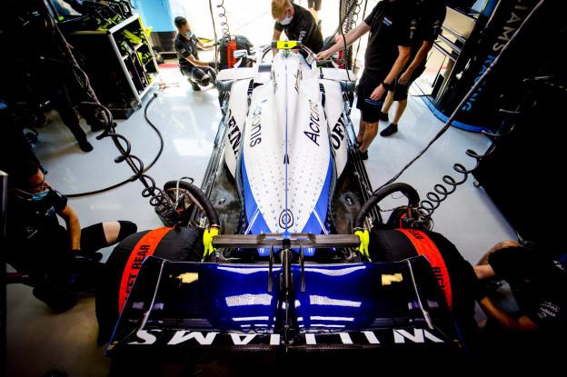 Williams gaat voor punten: 'Niet gedacht dat te kunnen zeggen'