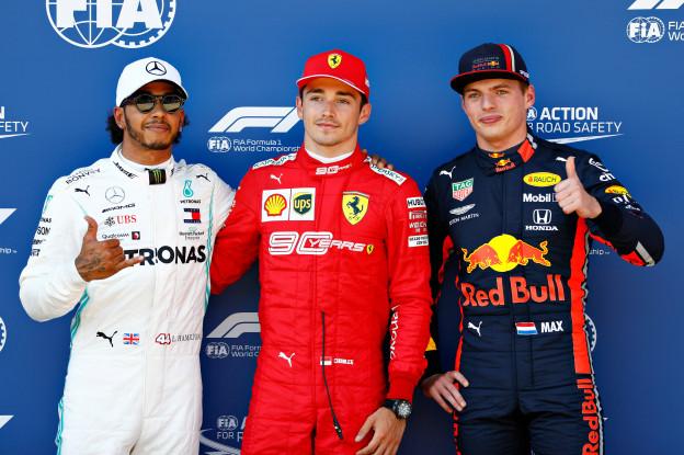 'Hamilton, Verstappen en Leclerc zijn uitzonderlijk talentvol'