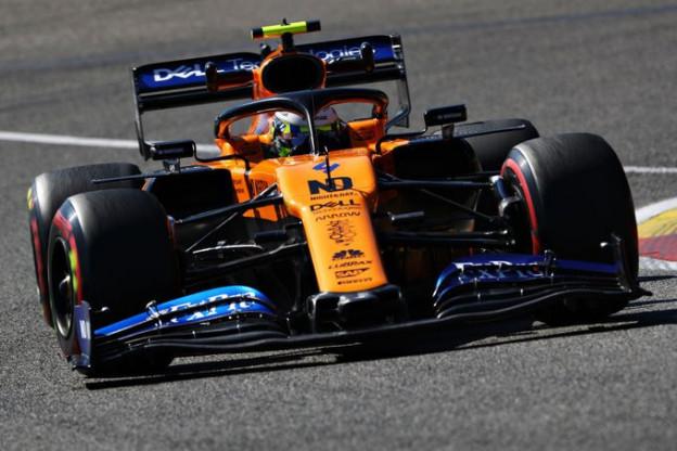 Driver of the Day Norris pissig op Renault: 'Het gebeurt te vaak dit jaar dat het probleem daar zit'