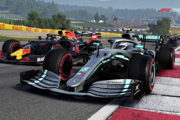 Waarom heeft Verstappen zo'n moeite met de F1 2019-game?