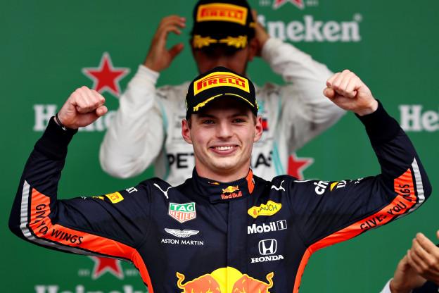 Horner geeft Verstappen prachtig compliment: 'Een ware racer, zoals Nigel Mansell'
