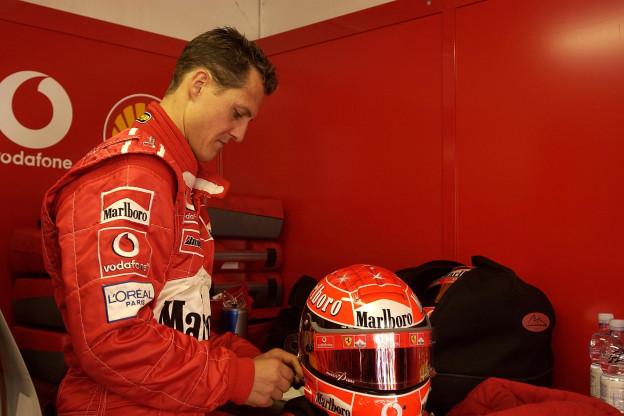 Op deze dag in de F1 | Schumacher evenaart decennia-oud record van Fangio