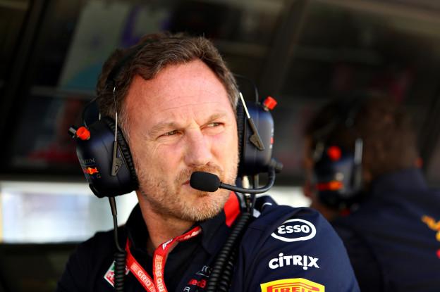 Horner: 'Het is natuurlijk een zware taak om teamgenoot te zijn van Verstappen'