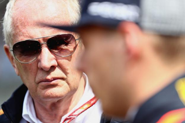 Marko: 'Hebben lang gesprek gehad met Verstappen tijdens het seizoen'