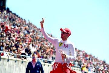 Vettel terughoudend over progressie Ferrari: 'Was gewoon een strakke kwalificatie'