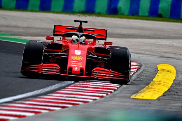 Vettel over 'Duits Siberië': 'Temperatuur kan zomaar naar het nulpunt gaan'