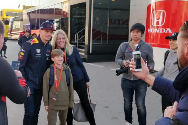 Verstappen: 'Red Bull Racing Honda gaat in positieve zin verrassen'
