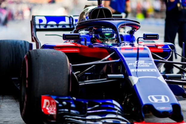 Randstad maakt een deal met Toro Rosso