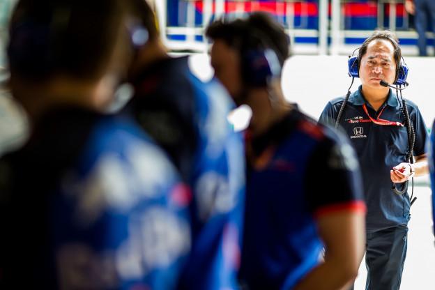 Honda garandeert gelijke behandeling tussen Red Bull en Toro Rosso