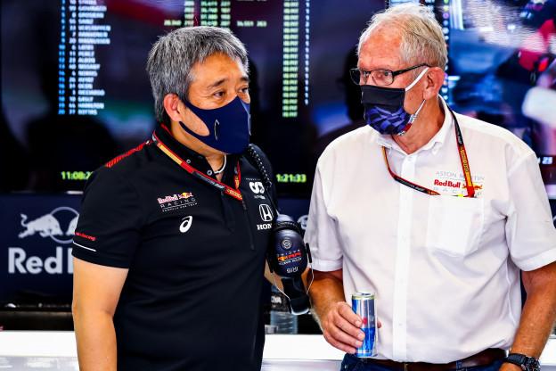 Marko zoekt naar antwoorden: 'Er wordt nu met andere Honda-ingenieurs gewerkt'