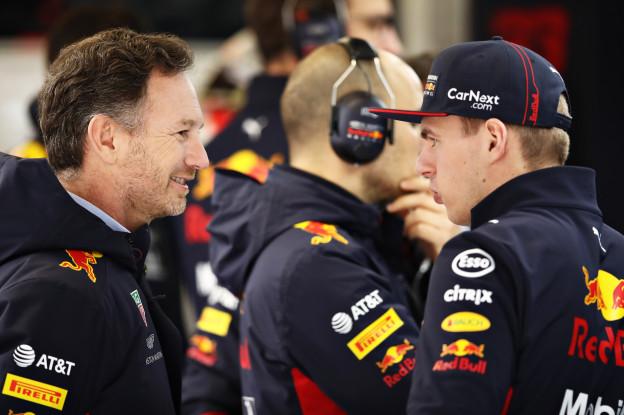 Verstappen: 'Als één team wegvalt, dan moeten we niet starten'