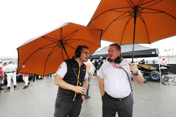 McLaren: 'Alleen zo houden we de strijd om P3 gaande'