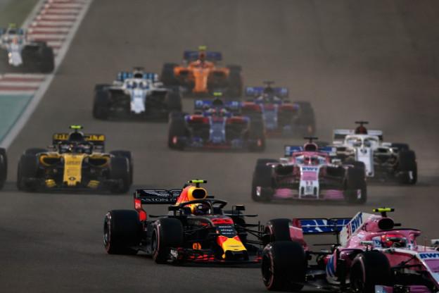 'Niemand kan voor 2021 tussen Red Bull, Ferrari en Mercedes komen'