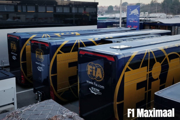 Formule 1 maakt veiligheidsmaatregelen rondom GP's bekend