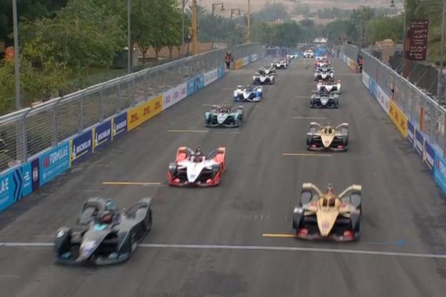 Formule E-coureur Frijns eindigt als tweede in Marrakesh