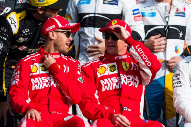 Vettel bij FIA-gala over wereldtitel in 2018: 'We waren ver weg'