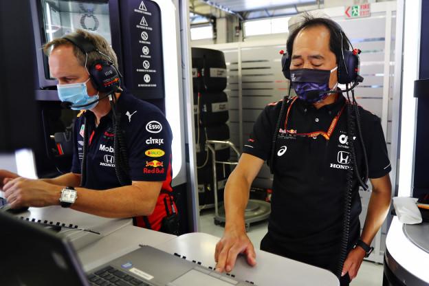 Honda: 'Gebruiken dit weekend data van de races én de wintertests'