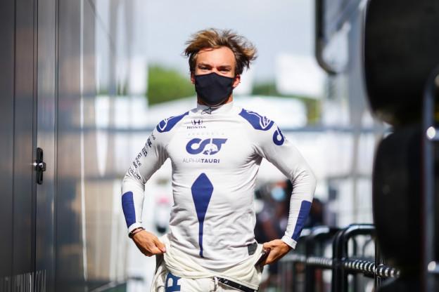 Gasly blikt terug op degradatie Red Bull: 'Was teleurgesteld, voelde veel frustratie'