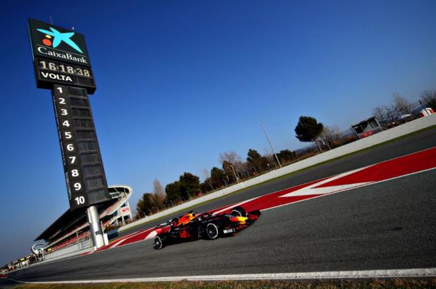 Testsessies Barcelona live op F1TV, met persconferenties en live timing