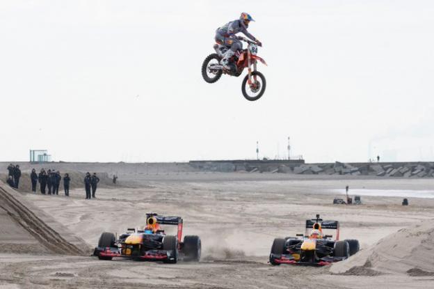 Update V | Red Bull opnieuw terug in Den Haag