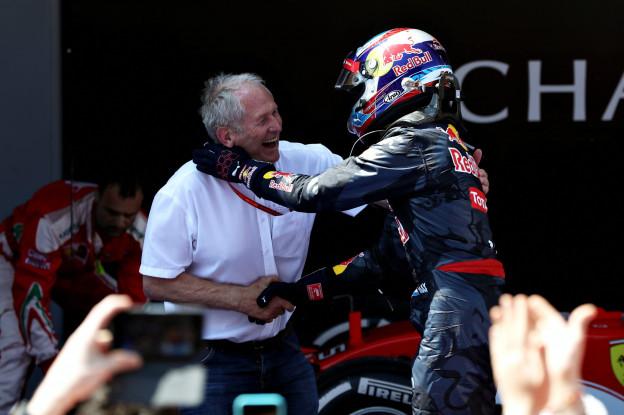 Marko: 'Verstappen maakte veel los, maar ik zou het zo weer doen'