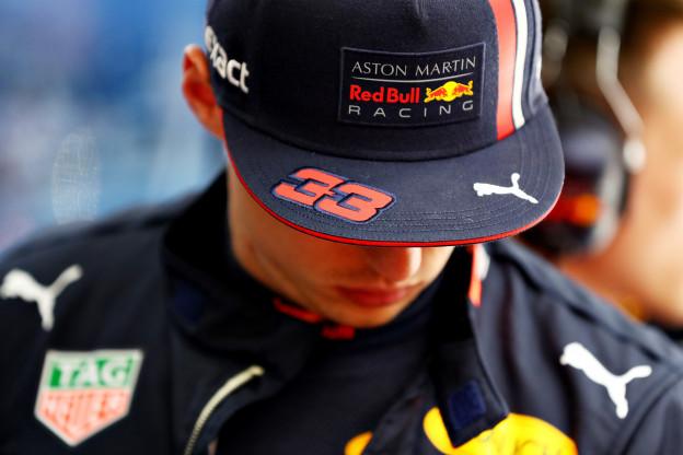 Verstappen vond GP België 'helemaal niet zo'n leuke kwalificatie'