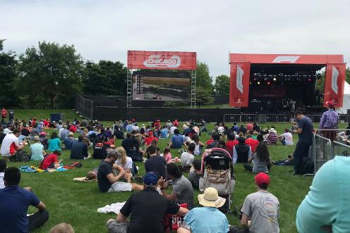 Repo | Het faliekant mislukte fanfestival in Chicago doet Formule 1 geen goed