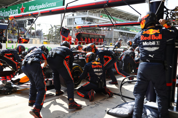 Red Bull valt nogmaals in de prijzen: 'Bijzonder trots op onze pitcrew'