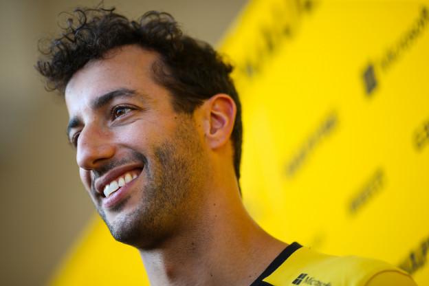 Ricciardo hoopvol na P4 in training GP Spanje: 'Willen dit momentum vasthouden'