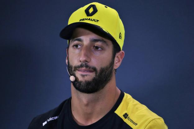 Abiteboul vreest vertrek Ricciardo: 'We moeten die belofte waarmaken'