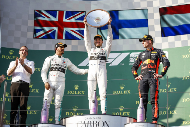 Rosberg weet hoe Bottas Hamilton kan verslaan: 'Mentale aspect is belangrijk'